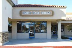 Emil's Bake House Property Management Sign, Agoura Hills, CA