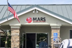 Mars Appliance Dimensional Letter Sign, Ventura, CA