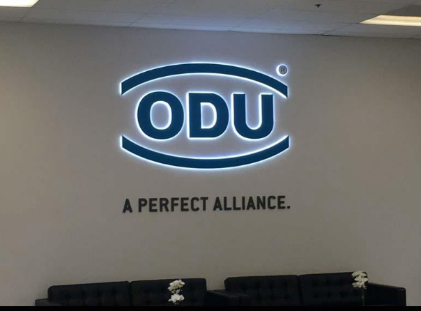 lighted business signs odu